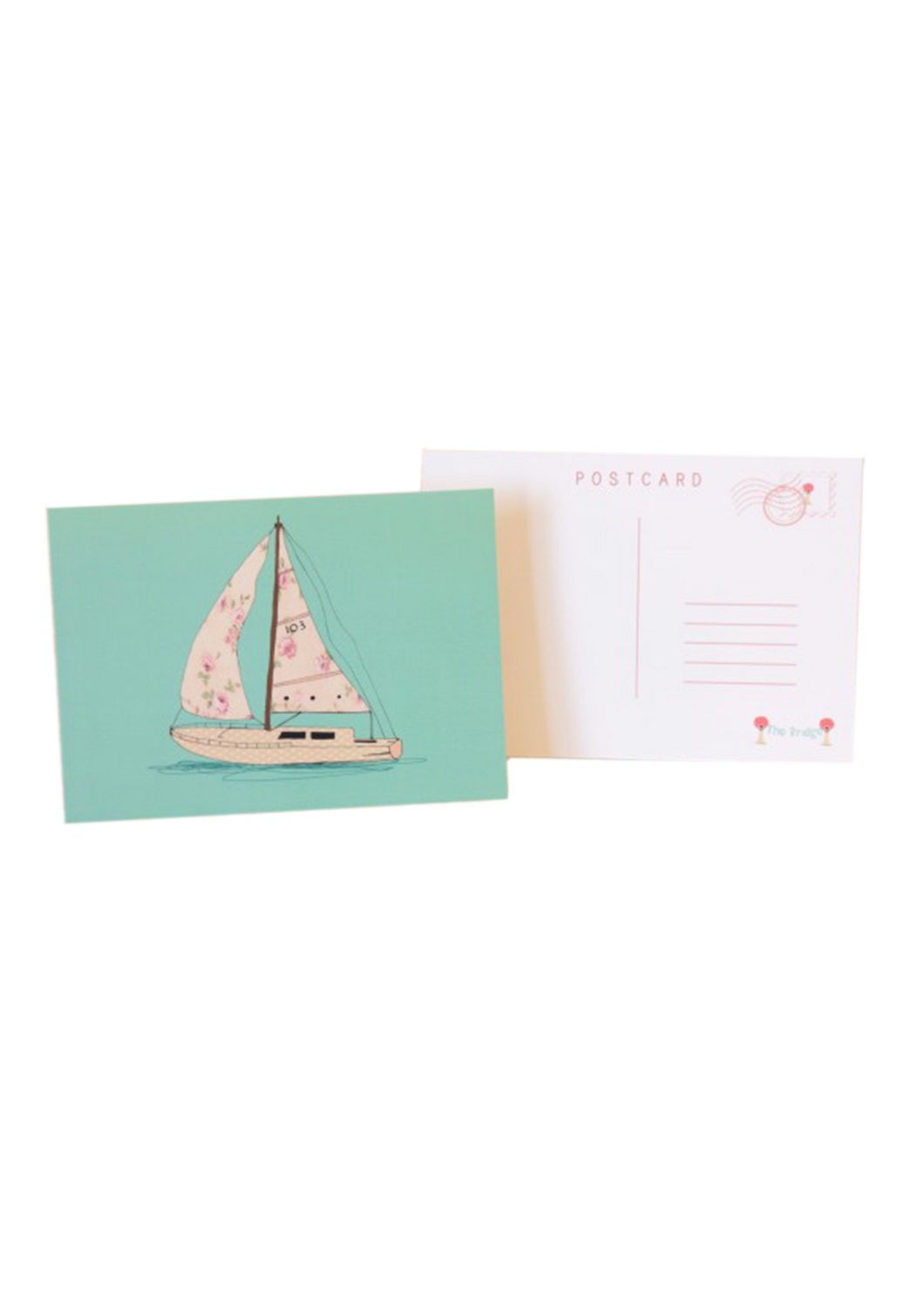 Postcard - Sail Away With Me