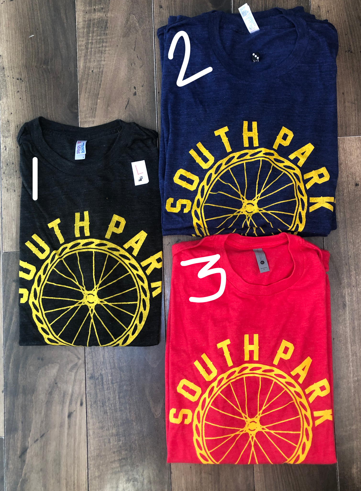 South Park Neighborhood T-Shirts