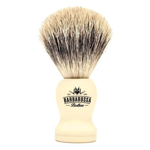 Shaving Brush Cream Badger w/ stand