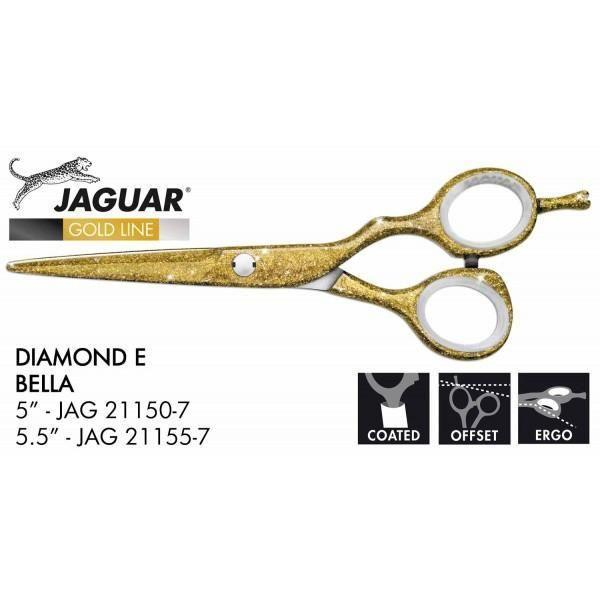 Jaguar Dimond Bella - Scissor Tech Australia