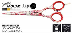 Jaguar Art Heart Breaker - Scissor Tech Australia