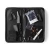 Matsui Matte Black VG10 Limited Edition Offset scissor case (1406154932285)