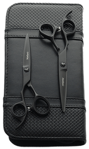 LEFTY - Matsui Matte Black Scissor Twin Set