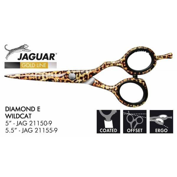 Jaguar Wild Cat - Scissor Tech Australia