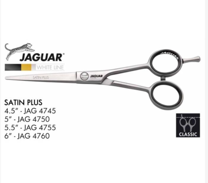 Jaguar White Line Satin Plus (545605976125)