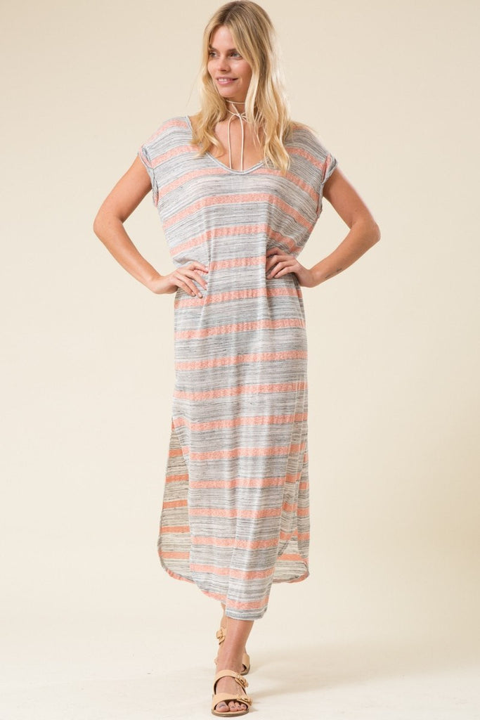 Striped Kelly Maxi