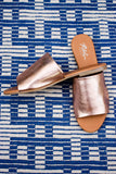 Deb Rose Gold Rebel Slip On