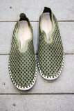 Tulip Slip On Laurel Green