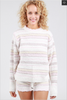 Stripes & Soft Pullover