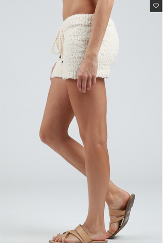 Cozy Cream Short