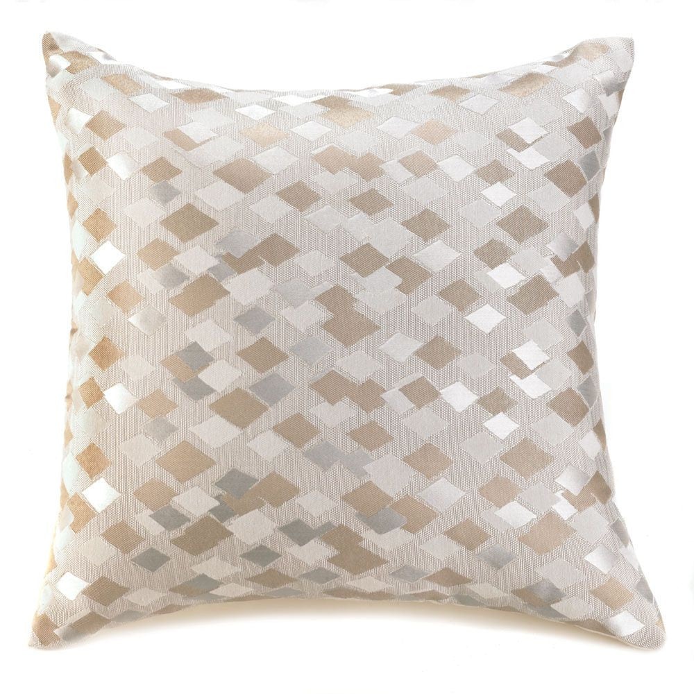 Contemporary Checkered Decorative Pillow - Urbanily Lifestyle Goods