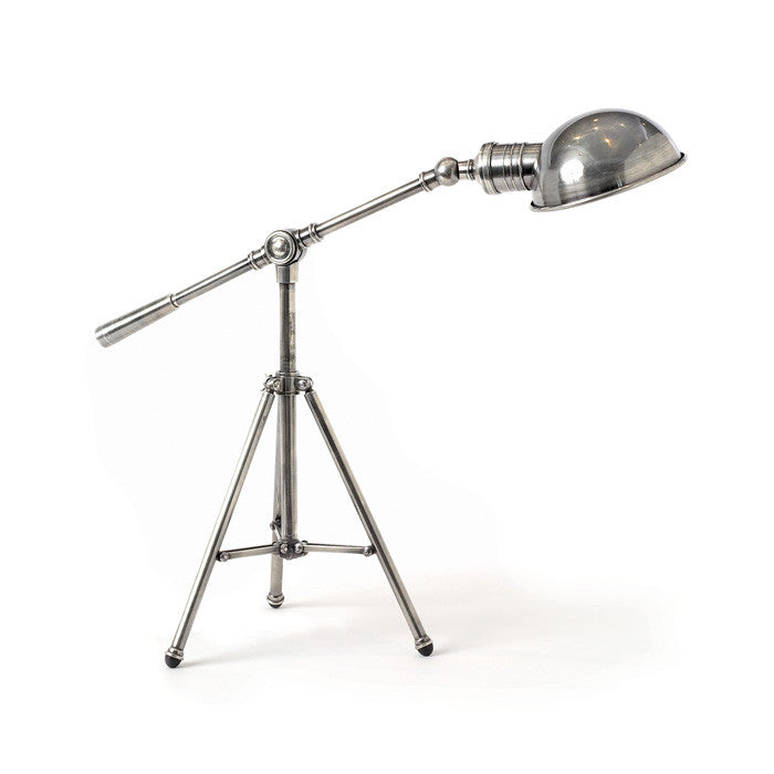 Industrial Tri-Pod Lamp - Modern Industrial & Eclectic Vintage Furniture & Decor by Urbanily - Floor Lamp