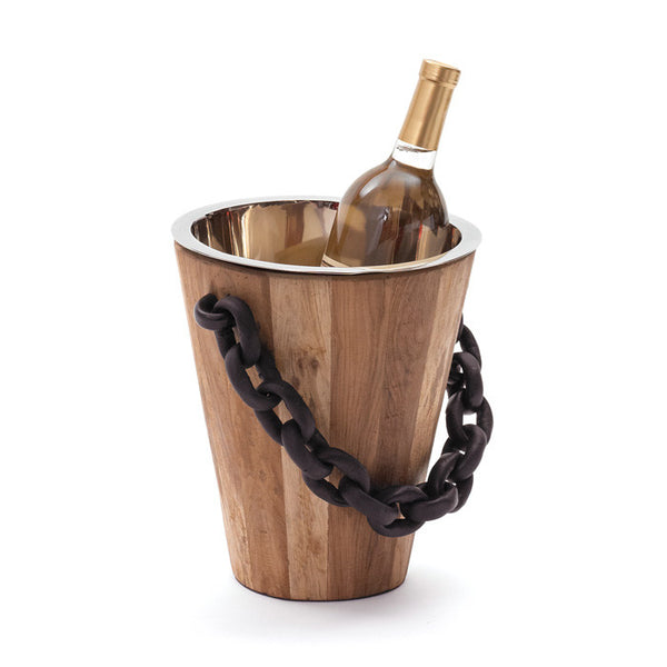 Black Chain Ice Bucket - Urbanily Lifestyle Goods