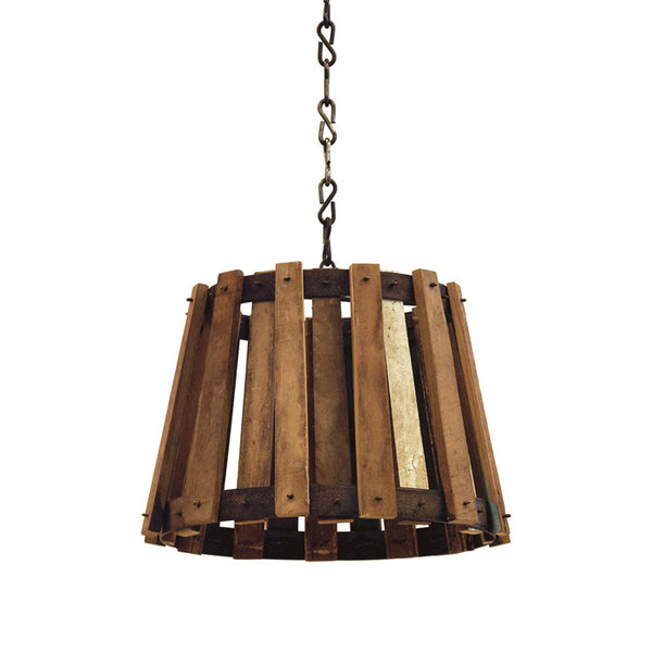 Crate Fixture LIghting - Modern Industrial & Eclectic Vintage Furniture & Decor by Urbanily - Ceiling Light