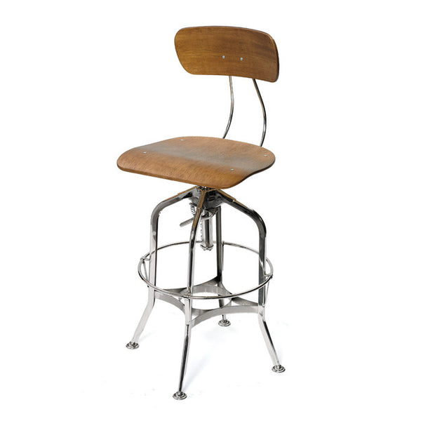 Watering Hole Stool - Modern Industrial & Eclectic Vintage Furniture & Decor by Urbanily - Stool