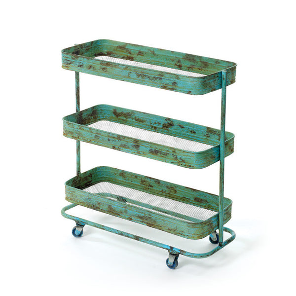 Hand Painted Lab Cart - Urbanily Lifestyle Goods