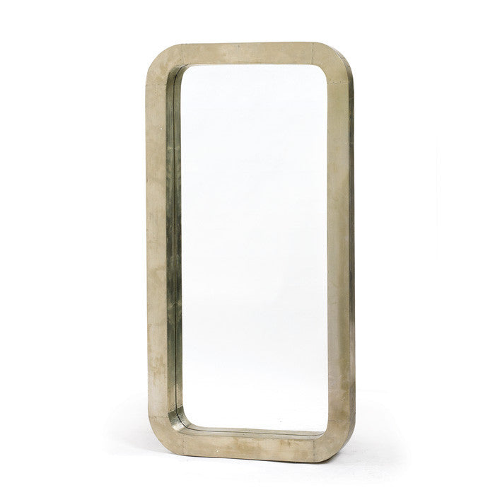 Smooth Frame Mirror - Modern Industrial & Eclectic Vintage Furniture & Decor by Urbanily - Mirror