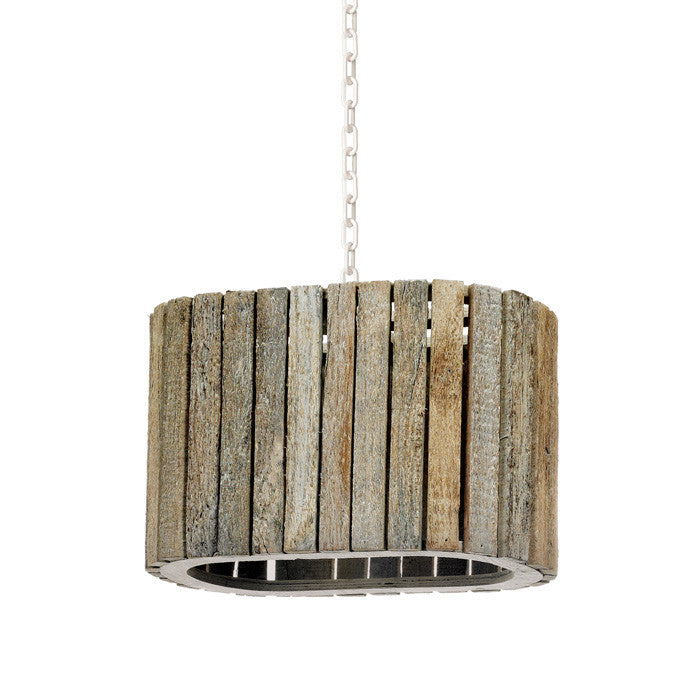 Shabby Chic Ceiling Light - Modern Industrial & Eclectic Vintage Furniture & Decor by Urbanily - Ceiling Light