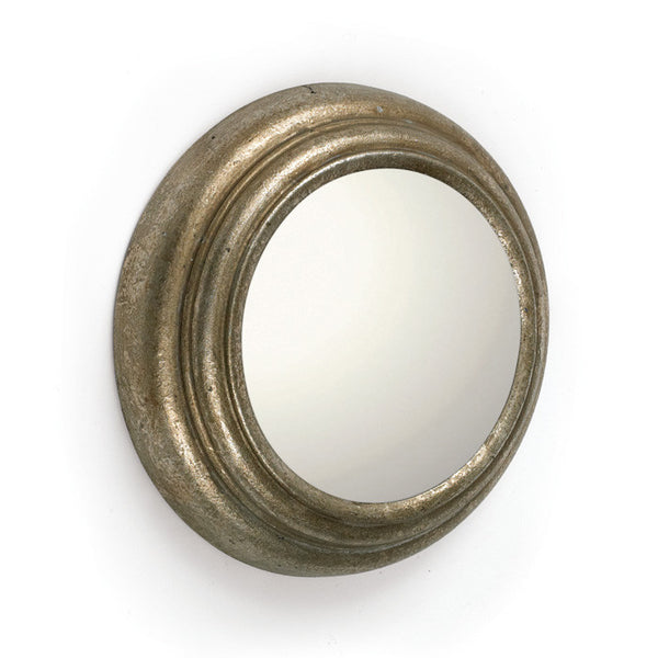 Antiqued Gold and Silver Mirrors - Set of 4 - Modern Industrial & Eclectic Vintage Furniture & Decor by Urbanily - Mirror