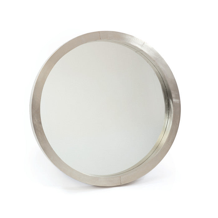 Frisbee Mirror - Modern Industrial & Eclectic Vintage Furniture & Decor by Urbanily - Mirror
