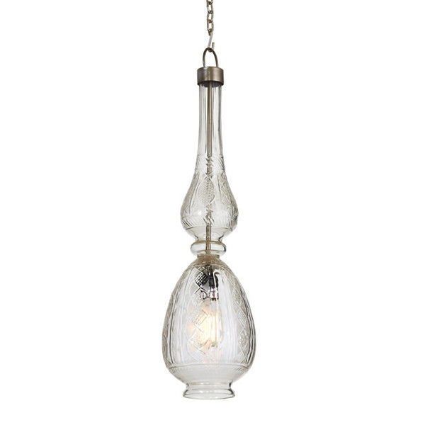 Lafayette Glass Pendant Light