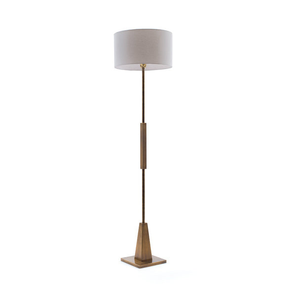Laiton Floor Lamp - Modern Industrial & Eclectic Vintage Furniture & Decor by Urbanily - Floor Lamp