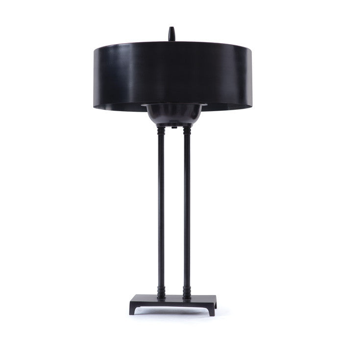 Kutcher Table Lamp - Modern Industrial & Eclectic Vintage Furniture & Decor by Urbanily - Table Lamp