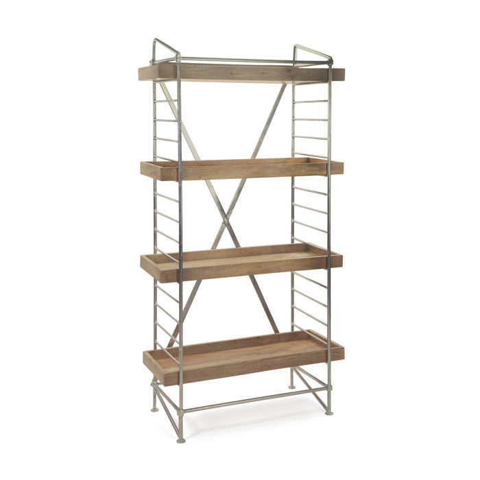 Grimsby Shelf Unit - Urbanily Lifestyle Goods