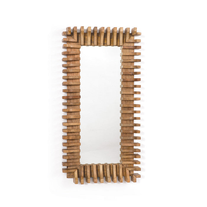 Loughlin Mirror - Modern Industrial & Eclectic Vintage Furniture & Decor by Urbanily - Mirror