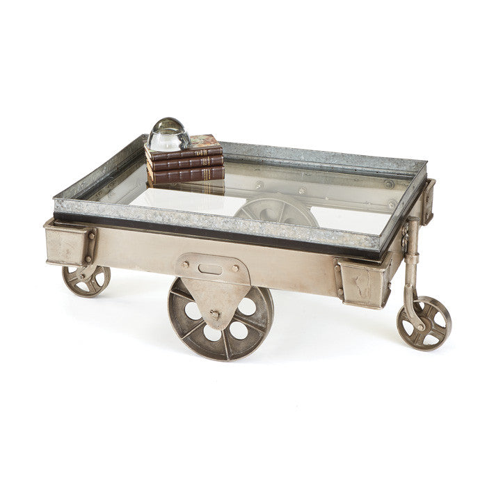 Dresden Coffee Table Cart - Urbanily Lifestyle Goods