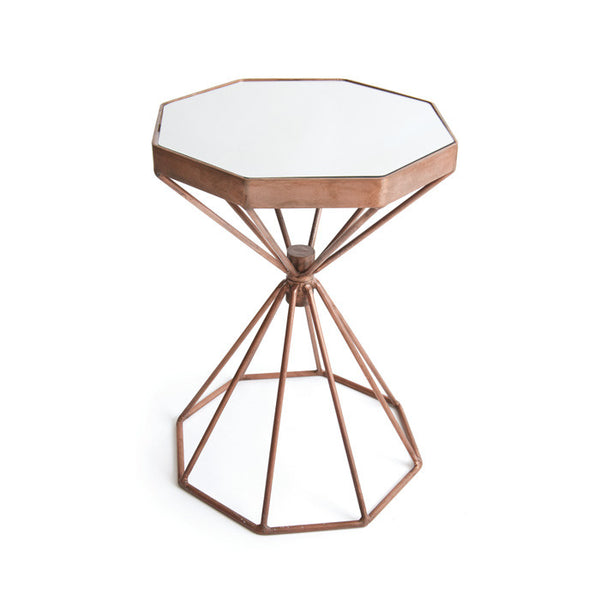 Ellis Octagon Sidetable - Urbanily Lifestyle Goods