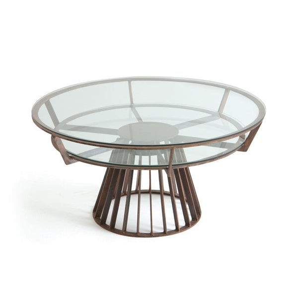 Bingham Rotating Coffee Table - Urbanily Lifestyle Goods
