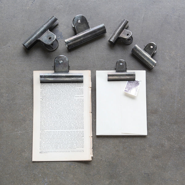 Book Keepers Metal Clips - Set of 16