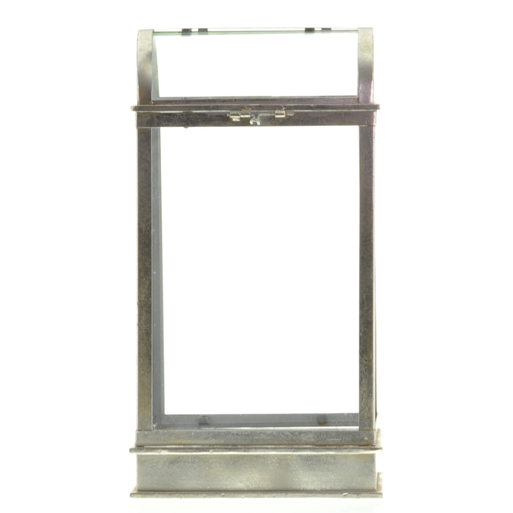 Silver Display Case - Modern Industrial & Eclectic Vintage Furniture & Decor by Urbanily - Display Case - 1