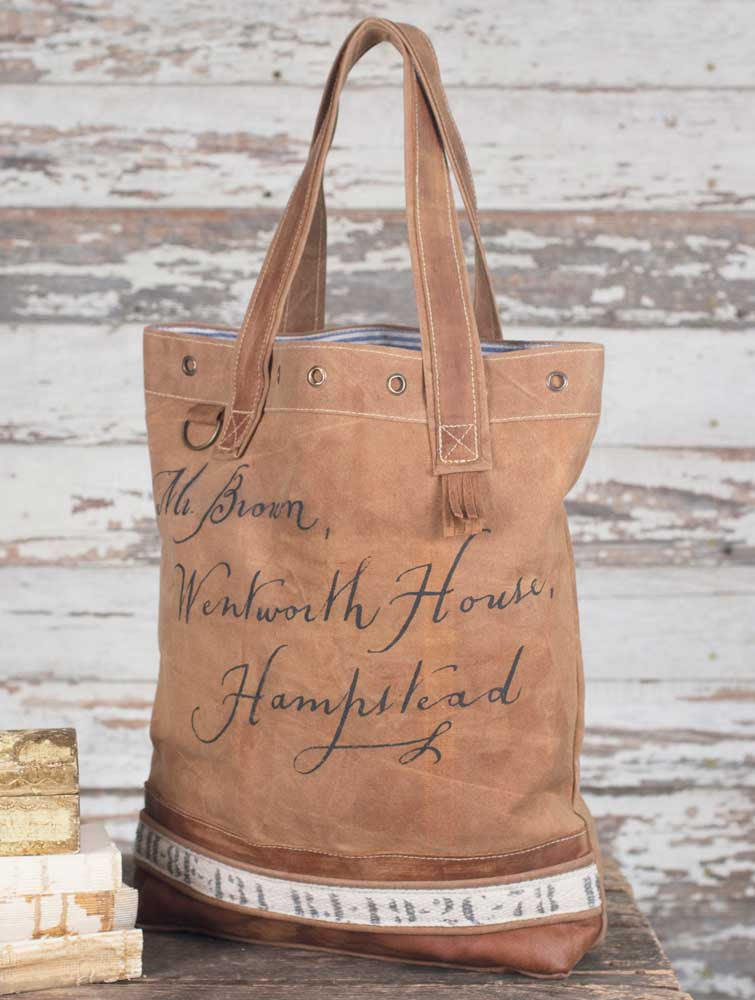 Hampstead Tote Bag - Urbanily Lifestyle Goods