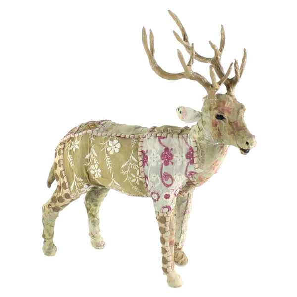 Bavarian Forest Stag Standing - Large - Modern Industrial & Eclectic Vintage Furniture & Decor by Urbanily - Accessories - 1