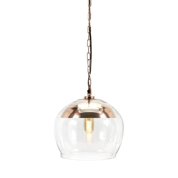 Copper Finish Pendant Light - Urbanily Lifestyle Goods
