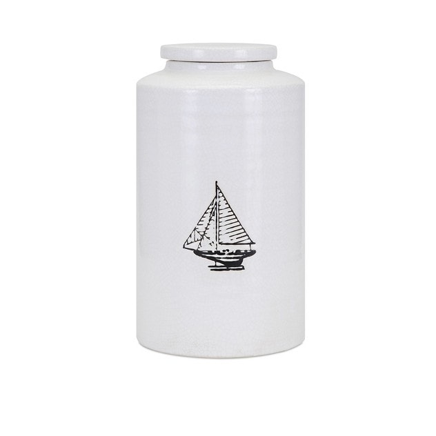Nautical Large Container