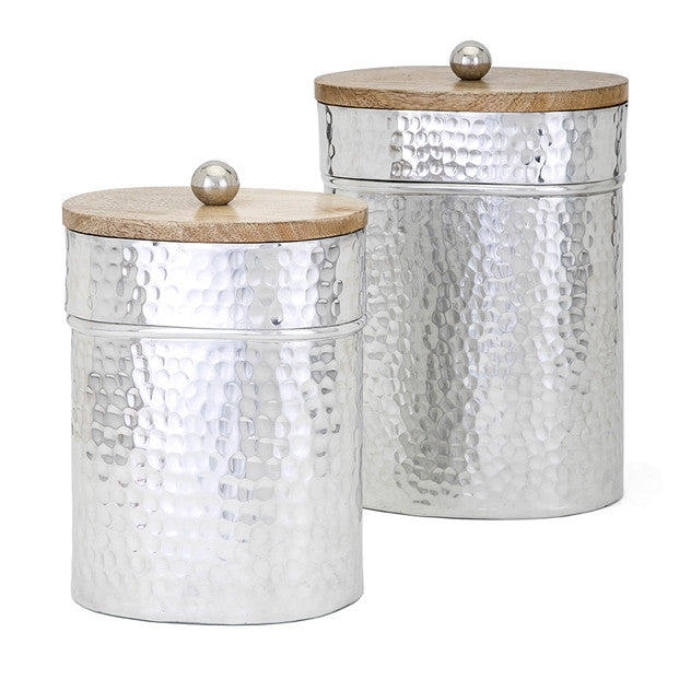 Brant Lidded Containers - Set of 2 - Urbanily Lifestyle Goods