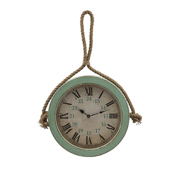 Burton Coastal Wall Clock - Urbanily Lifestyle Goods