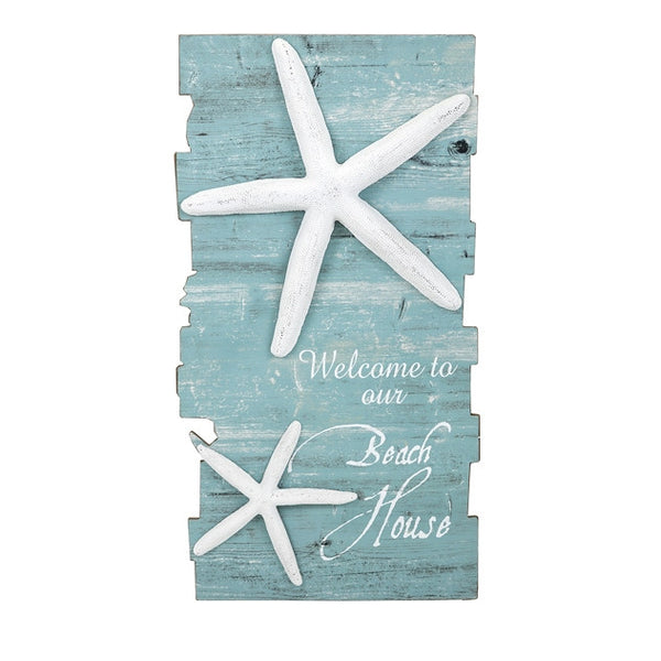 Beach House Starfish Wall Décor - Urbanily Lifestyle Goods