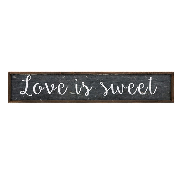 Love Is Sweet Wall Décor