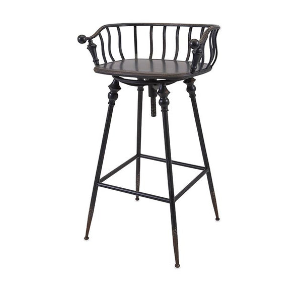 Crestley Metal Bar Chair