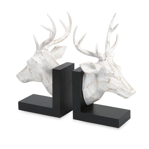 Joseph Deer Bookends - Urbanily Lifestyle Goods