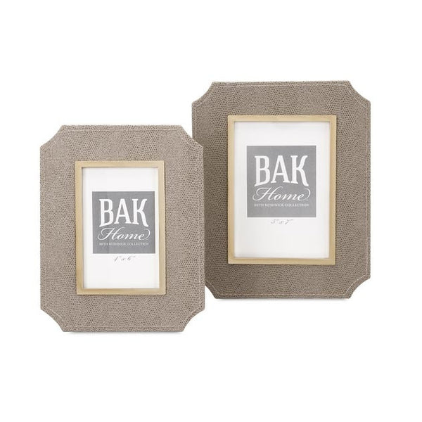 Beth Kushnick Photo Frames - Set of Two - Urbanily Lifestyle Goods