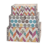 Confetti Boxes - Set of Three