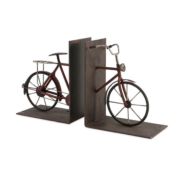 Bicycle Bookends - Urbanily Lifestyle Goods