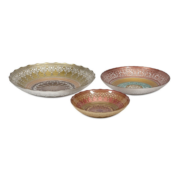 Doge Glass Bowls - Set of 3 - Urbanily Lifestyle Goods
