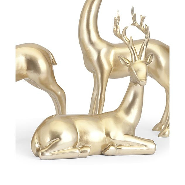 Reindeer Gold - Seated