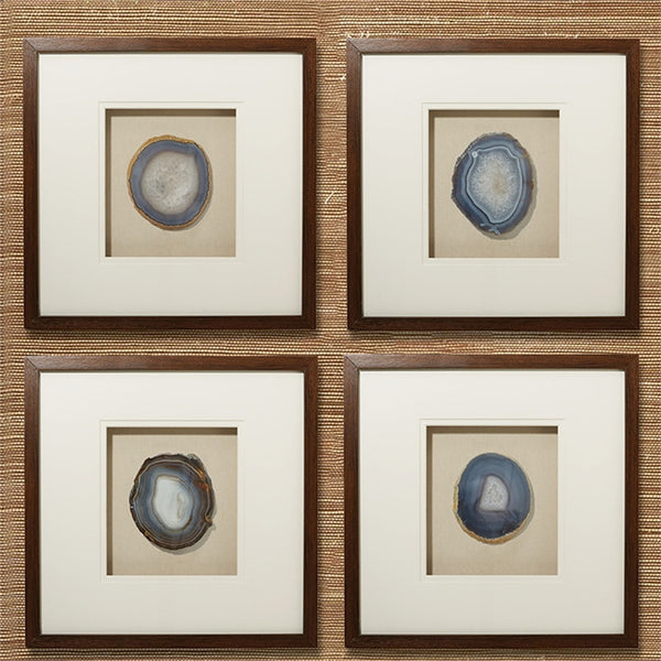 Geode Wall Art - Set of 4 - Urbanily Lifestyle Goods